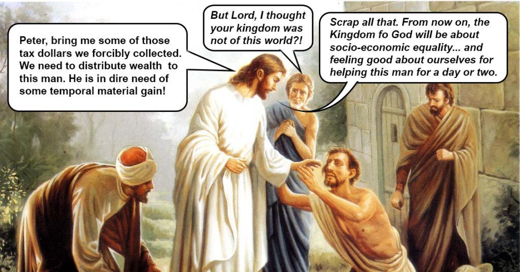 Social Justice Jesus