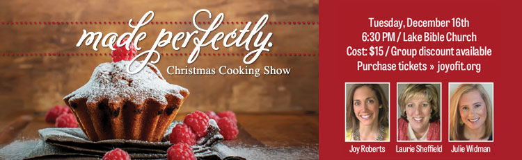 Women's Christmas Cooking Show