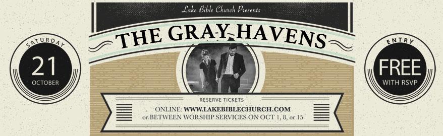 The Gray Havens Concert Registration