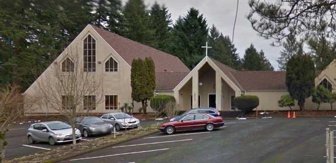 Rivergrove Baptist Church Building