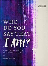 Who Do You Say That I AM? Books Cover