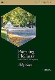 Pursuing Holiness Book Cover