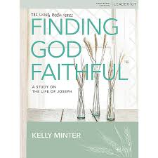 Finding God Faithful Book Cover