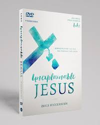 Unexplainable Jesus Book Cover
