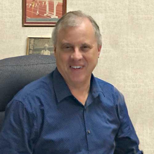 John Dotson - Pastor of Men and Student Ministries