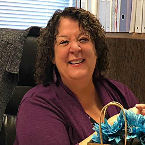 Sharon Van Slyke - Director of Women's Ministries and Kids Connection Preschool