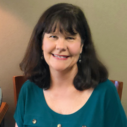 Stacy Olson - Secretary and Coordinator of First Impressions